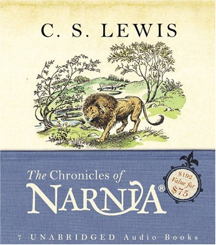 [Chronicles of Narnia - Audio Books]