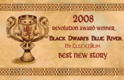 best new story 2008