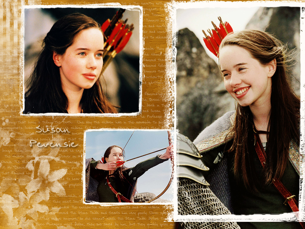 [Wallpaper - Susan Pevensie]